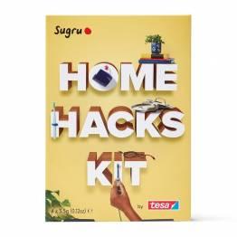 Sugru 'fix det' modellervokslim - Home Hacks Kit med hæfte og 4-pack