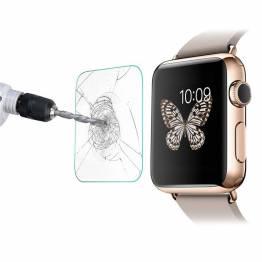 Beskyttelsesglas til Apple Watch 42mm