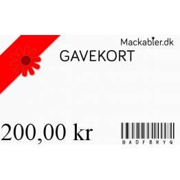 Gavekort 200kr