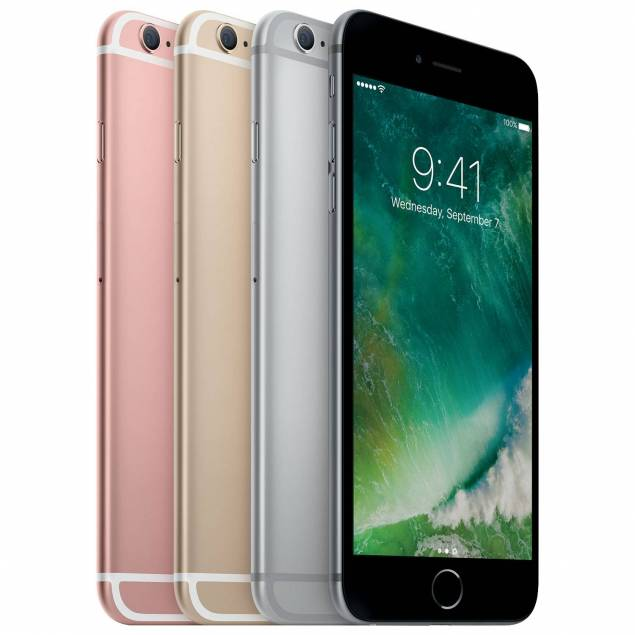 Image of   Apple iPhone 6s 16/64/128gb