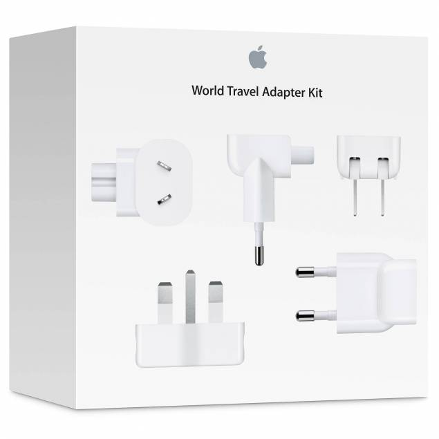 Image of   Apple World Travel Adapter Kit