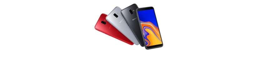 Samsung Galaxy J6+ Tilbehør, Covers, Beskyttelsesglas, kabler, adaptere og Reparationsudstyr
