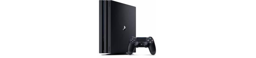 Controllere og gamepads til Playstation 4 og Playstation 4 Pro PS4